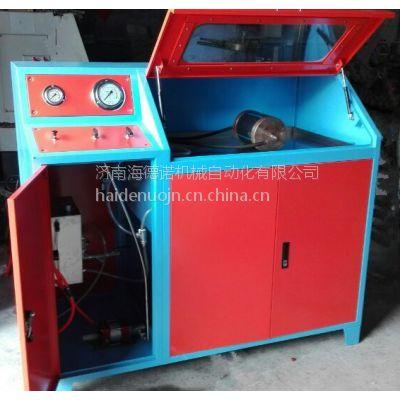洗衣机水管耐压爆破试验机/[海德诺]爆破试验机