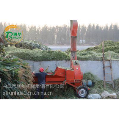 养殖场揉草机 玉米秸秆切段机 青贮铡草揉丝机