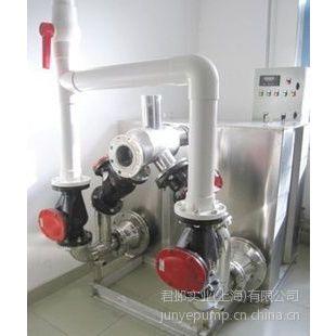 污水提升泵站,一体化污水提升装置,君邺污水泵提升器