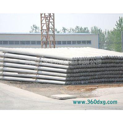 供应12米、15米钢筋混凝土电杆 预应力混凝土杆厂家(图)