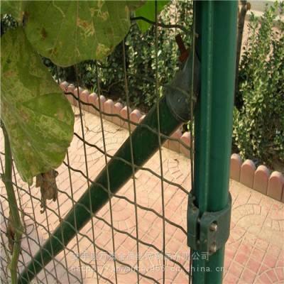厂家销售养殖铁丝网 浸塑围栏网 防腐蚀养殖网