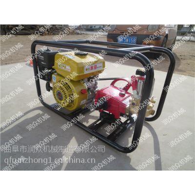 汽油多规格园林喷雾器 手推车400L打药机 耐磨实用喷药喷雾器