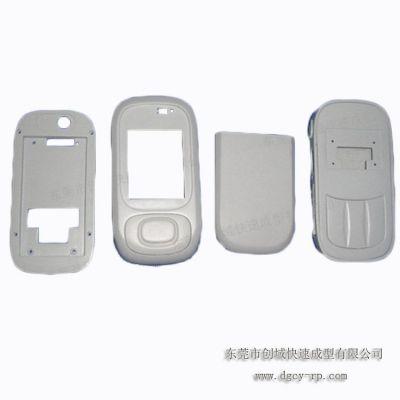 供应SLA快速成型制作手机壳手板模型