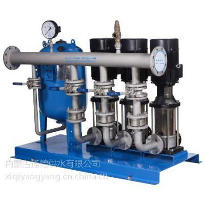 供应泉州高楼变频调速给水机组/漳州高层自动化变频调速供水设备及自动供水系统优点