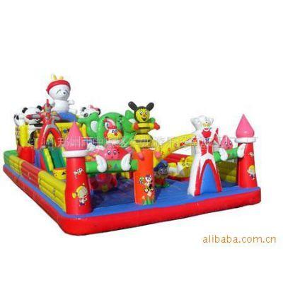 华龙畅销充气玩具大型充气城堡 儿童跳跳床