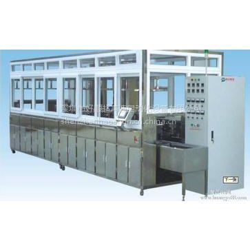 供应TFT-LCD液晶玻璃镀膜前清洗机