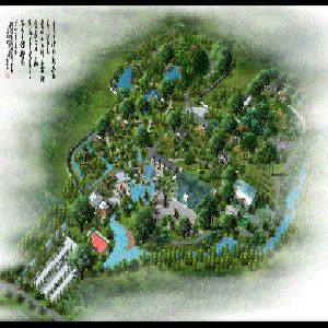 供应农业观光园生态酒店规划设计施工—济南缔造者园林景观设计有限公司