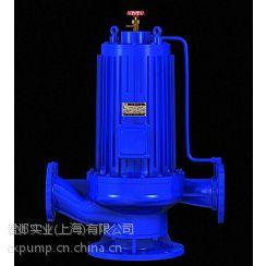 PBG型屏蔽式管道泵,君邺屏蔽泵,低噪音屏蔽泵