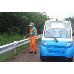 供应小型电动高压冲洗车 小型电动高压清洗车 小型农药喷洒车