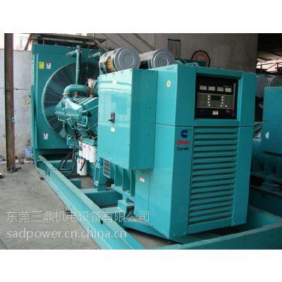 供应二手550KW康明斯发电机KTAA19-G6A出售