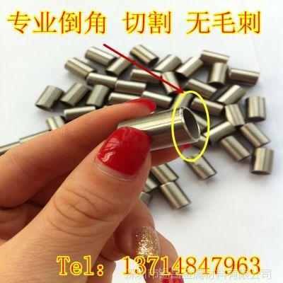 供应TP316L不锈钢精密毛细管【专业倒角加工】