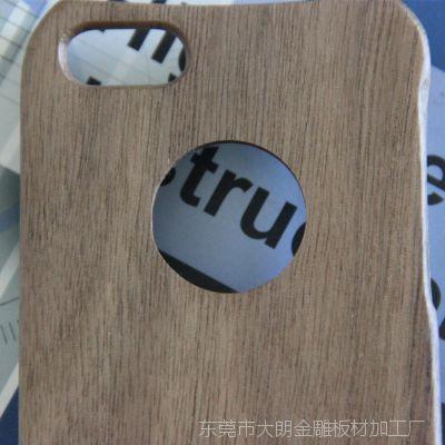苹果竹木手机壳iphone5斑马木木质手机壳手机保护套厂家直销