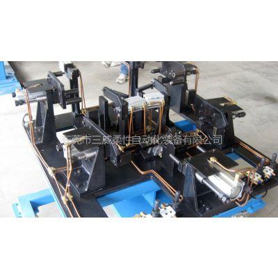 供应自动夹具工装-汽车非标焊接工装