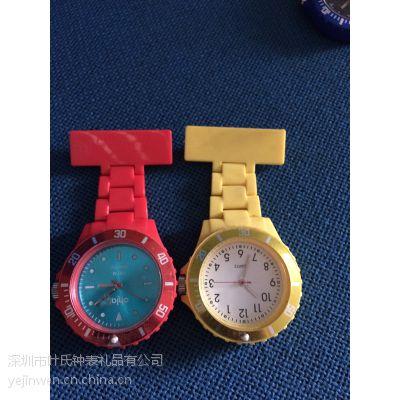 供应护士表 公司周年记念手表 情侣表 对表 不锈钢手表