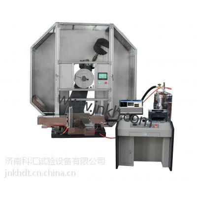 微机控制钢绞线拉力试验机 微机控制电液伺服万能试验机哪家好