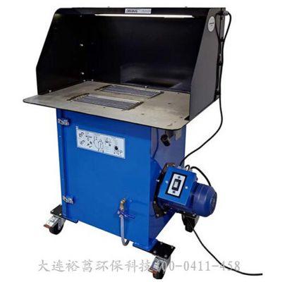 焊接打磨除尘工作台 烟尘净化设备