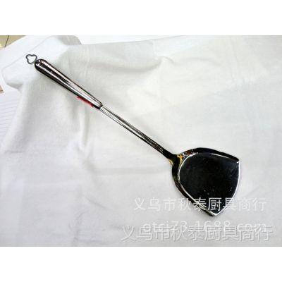 不锈钢厨具 铲 勺 漏勺  厂家直销 7件套厨具  5厘皇冠空心柄
