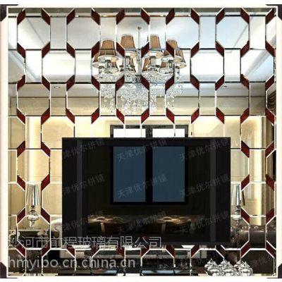 供应拼镜装饰玻璃