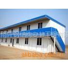 供应上海安装彩钢夹芯板,组合板,岩棉板活动房(有售后服务)