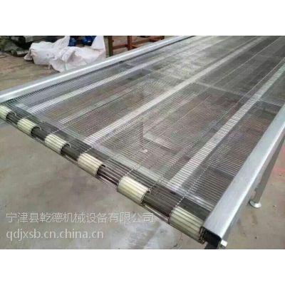 长期供应 不锈钢乙型网带 激光切割乙型网带 304不锈钢网带