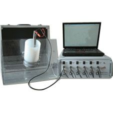 厂家直销乐镤FA-RCM-D型全自动混凝土氯离子扩散系数测定仪