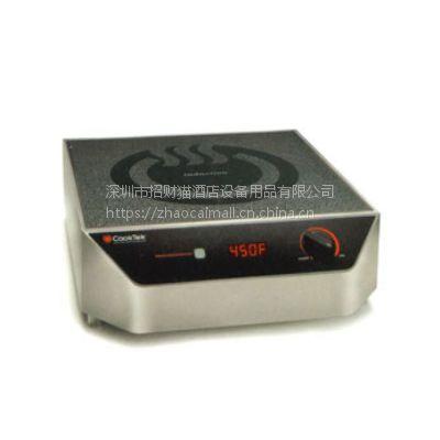 代理原装进口美国COOKTEK商用电磁炉MC2500单头台面式平板电磁炉