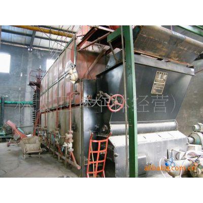 供应处理二手锅炉2004年烟台冰轮锅炉有限公司产10吨组装燃煤蒸汽锅炉