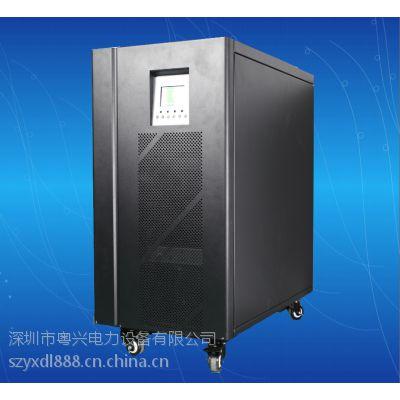 单相交流220V转三相交流380V电源|15KW三相电源转换器报价