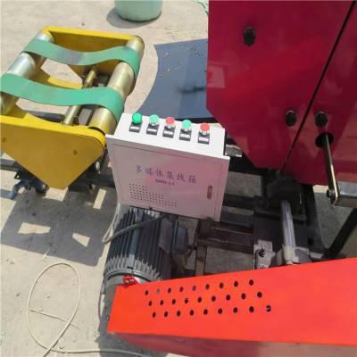 批发零售打捆包膜机 打捆包膜机哪个牌子的好 润丰牌