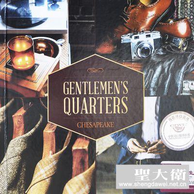 美国进口布鲁斯特GENTLEMENS QUARTERS纯纸壁纸墙纸代理经销加盟