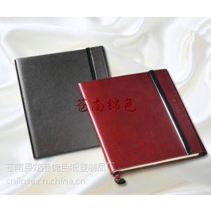 扬州皮面本定制 订做复古活页本 笔记本单包双包