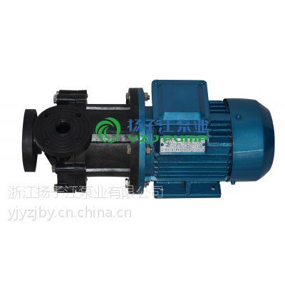 供应CQF型工程塑料磁力泵,送酸泵、碱液泵、油泵,化工泵
