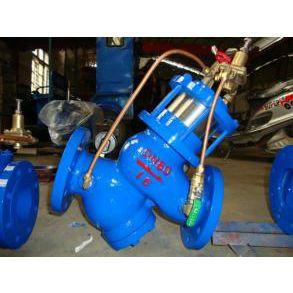 YQ98001-10/16C DN450 出售 200X活塞式可调减压阀 水力控制阀 阀门_价格