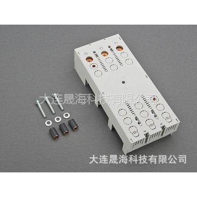 供应维纳尔60MM母线系统  32601 ABB专用母线转接器