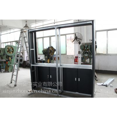供应拼接机拼接屏外壳、安防液晶监视器外壳,LED、LCD液晶显示器、工业级监视器外壳专业设计生产厂家