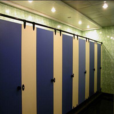 佳丽福卫生间隔断厂家生产学校厕所隔断 写字楼洗手间隔板1