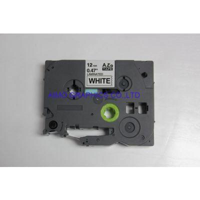 供应全系列可定制化兄弟标签打印机国产兼容标签色带