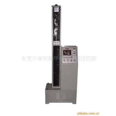 供应单柱式锡华XH-001塑料拉力试验机