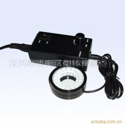 供应迷你型 低角度环形LED可调光源(白光)