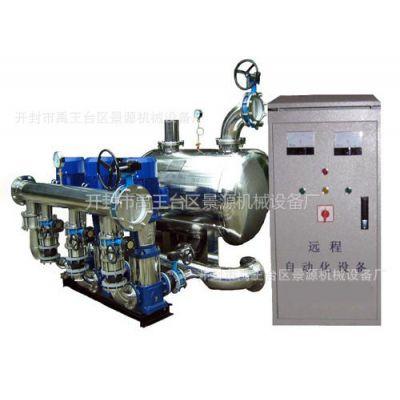 开封市供应变频恒压无负压供水设备 材质不锈钢 无负压供水设备
