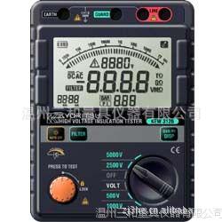 【日本共立】高压绝缘电阻测试仪 KEW 3126