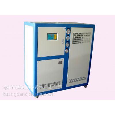 鸿宇公司HYS105-7℃冰水机适用于化工工艺冷却