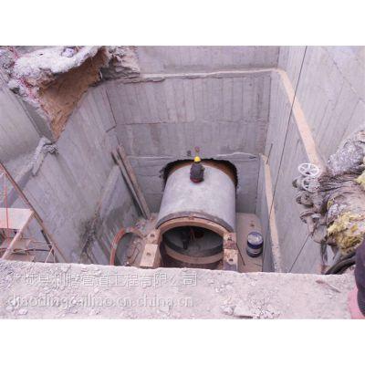 利腾供应南平市顶管队伍,南平市岩石水磨钻顶管施工精湛技术服务