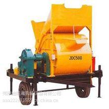 单卧轴强制式JDC500混凝土搅拌机、郑州鑫璐通系列产品