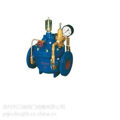 400X(L741X)流量控制阀
