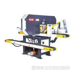供应台湾单头卧式带锯机