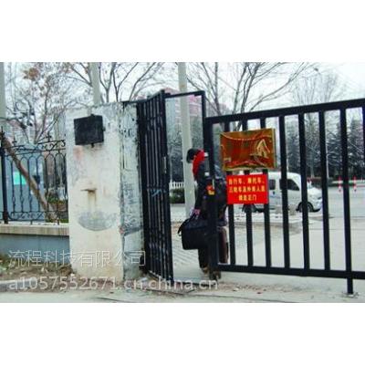 惠州哈斯塔特村安装门禁,监控