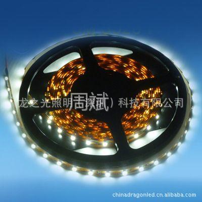 供应LED软灯条 3528灯带 正白/60灯/黄板/不防水IP33 led灯带