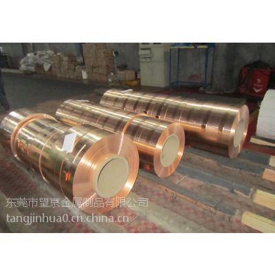 供应TU3铜材 QBE1.9铍铜板