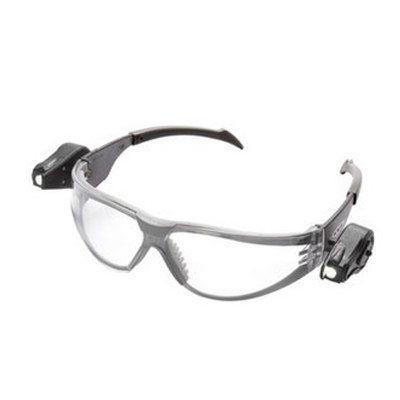正品3M11356防护眼镜 双射灯护目镜 防尘防雾防护眼镜